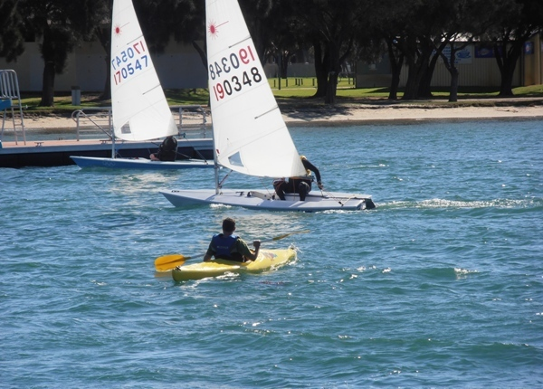 Mandurah is a water-lover's paradise