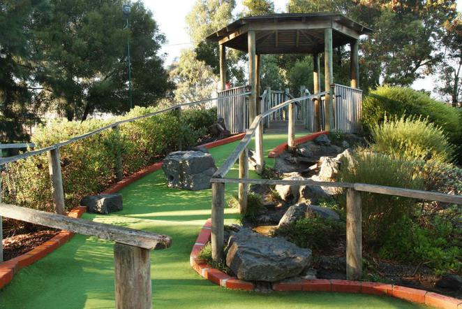Maroondah Golf Park, minigolf in melbourne, mini golf, adventure golf, putt putt,
