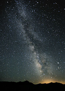 When was the last time you saw the milky way?
