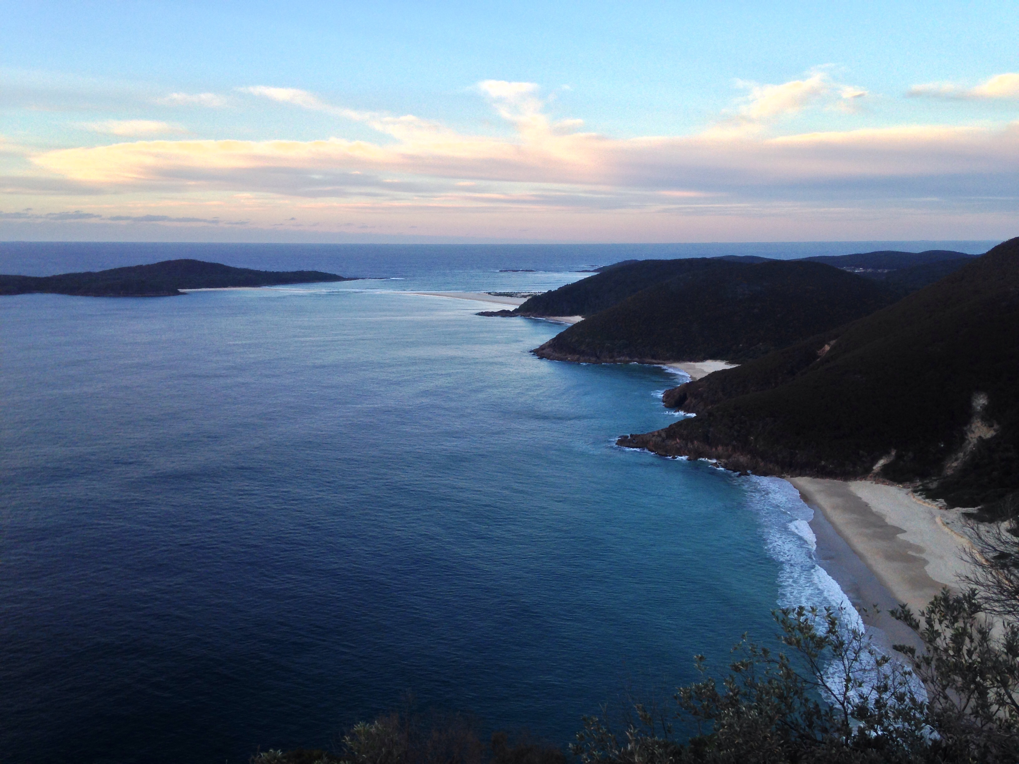 how to get to mount tomaree