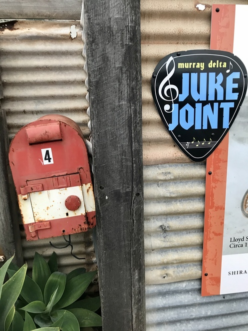Murray Delta Juke Joint at Goolwa
