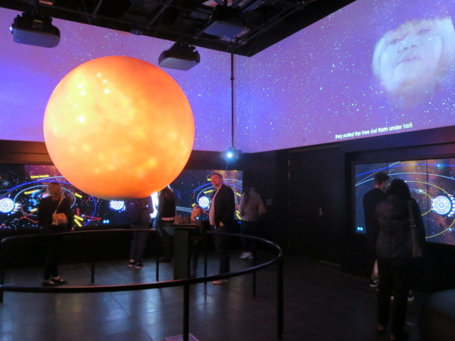 Museum of Discovery, Universal Gallery, Adelaide