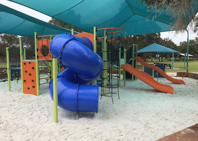 new playground, whiteman park, playgrounds perth, free things to do with kids, best playgrounds in perth, things to do in perth,