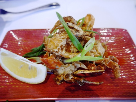 Crispy Soft Shell Crab