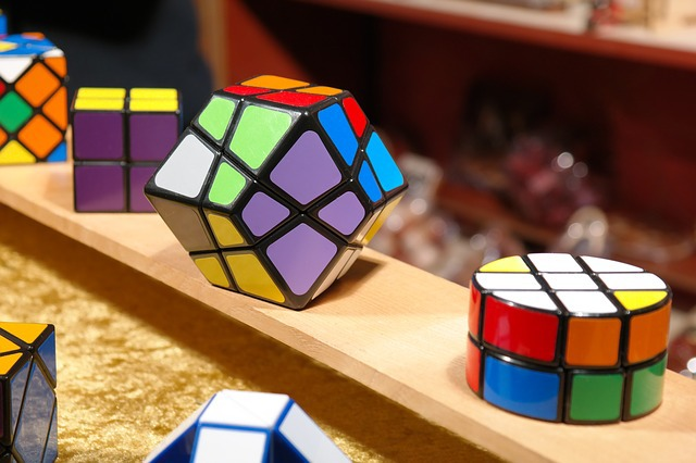 puzzle cube toys