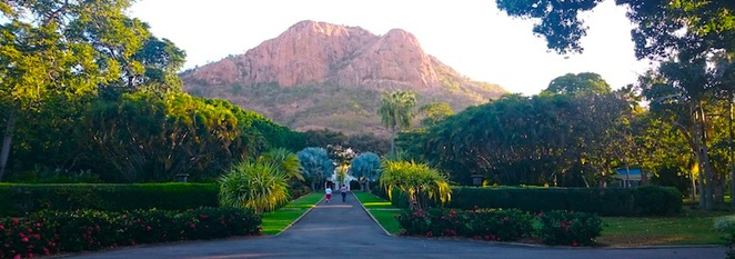 queens park, townsville