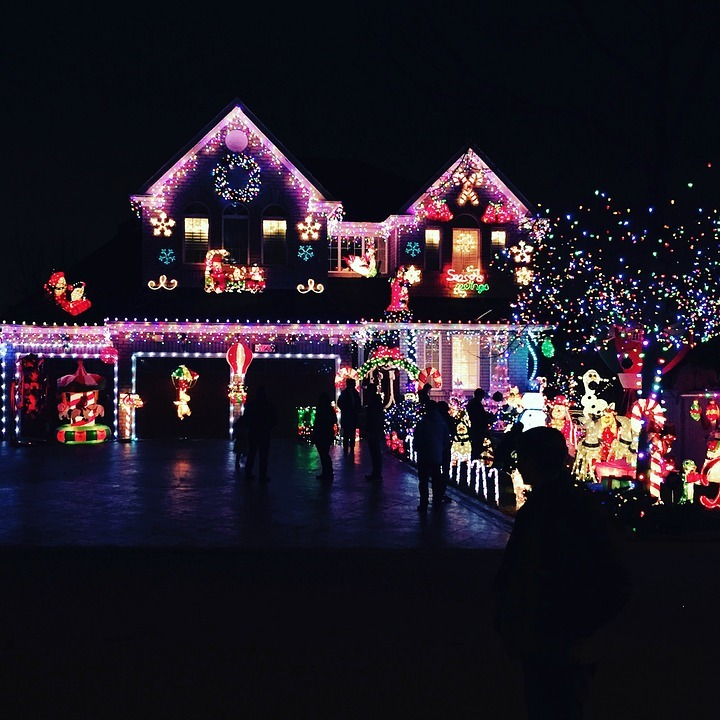 large image - Quick Guide To Christmas Light Displays On The Sunshine Coast