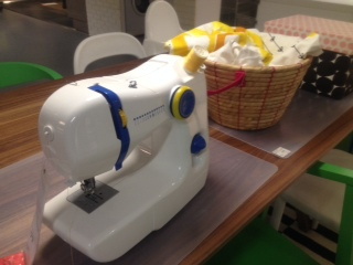 sewing machine ikea mothers day