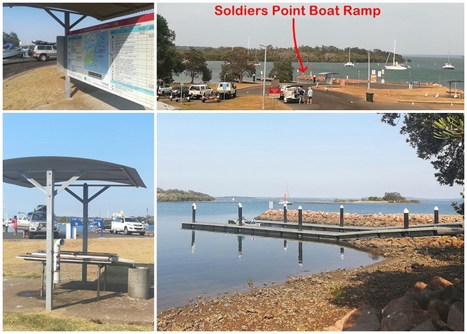 soldiers point boat ramp, boat ramps, port stephens, nelson bay, NSW, boating, ramps, fishing, rivers, kuruah river, outboard motor, port stephens marine park, boating rules, regulations, trailers, fishing spots,