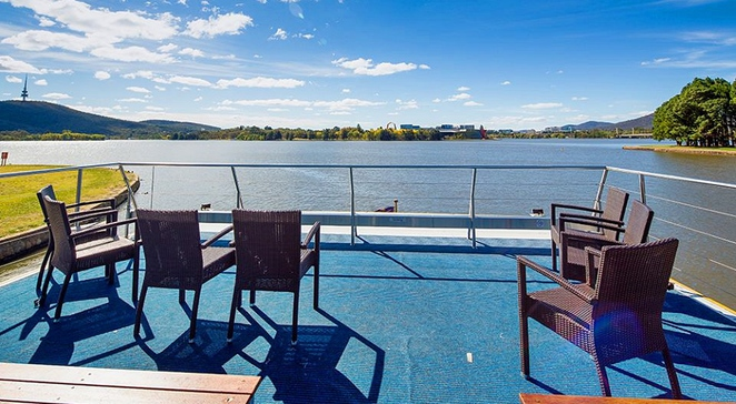 southern cross cruises, canberra, ACT, fathers day, lake burley griffin, sightseeing cruises,