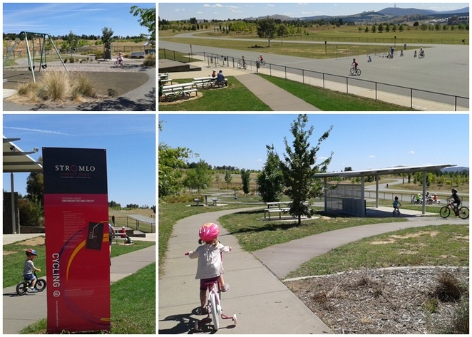 stromlo forest park, BMX, bike riding, kids, safe places to ride, criterium circuit, ACT, families, bike riding, flat paths, concrete, weston creek, stromlo,