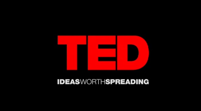 Ted logo/ courtesy of ryanjosephson