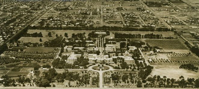 terrible tales of unley, terrible tales, unley, city of unley, fun things to do, unley museum, adelaide gaol, aerial view