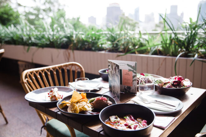 the butler potts point, bottomless bubbles lunch, where to eat in potts point