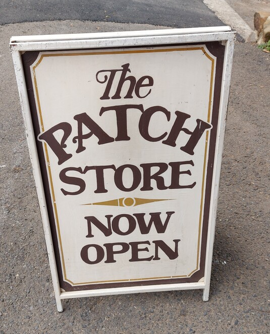 The Patch Store, food, coffee, fresh, tasty, community