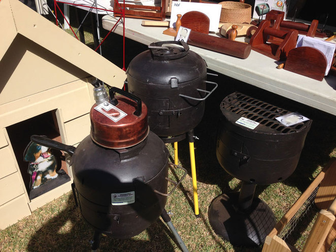 The Roleystone Men's Shed items at Roleystone Markets