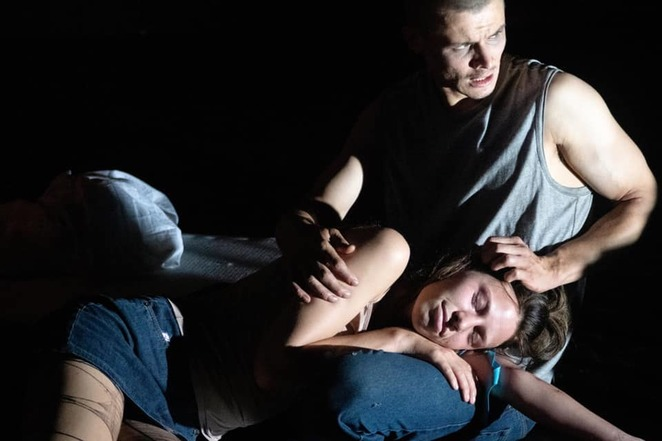 Trainspotting, the play