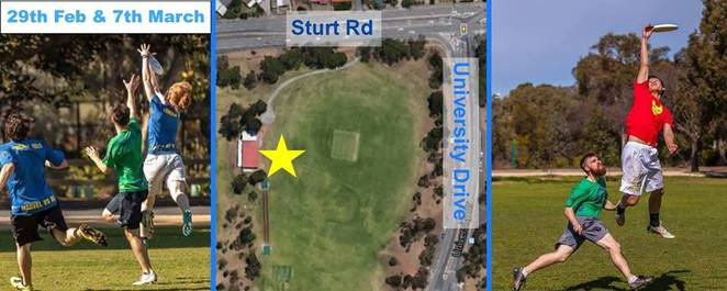 ultimate frisbee, flinders ultimate, come and try frisbee
