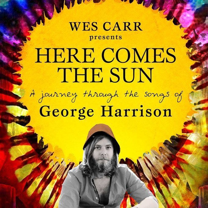 Wes Carr; concert; Beatle; Beatles; George Harrison; music; concert; tribute; Brisbane; Sydney; Perth; Melbourne; Idol