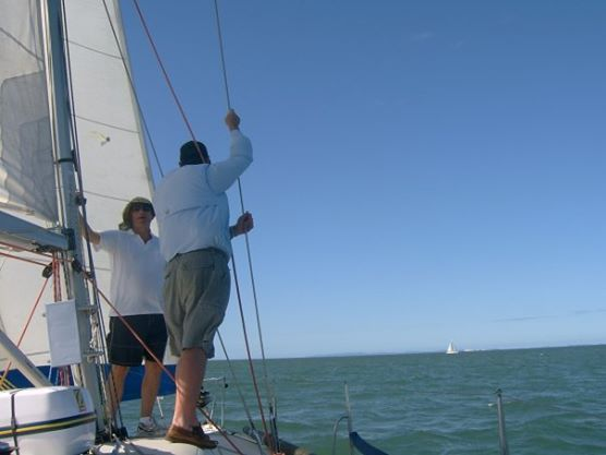 yacht, sailing, ocean, manly, competent crew course