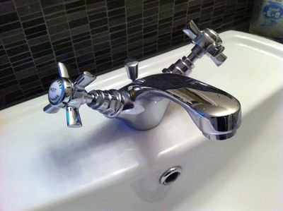 Bathroom, taps, sink, design