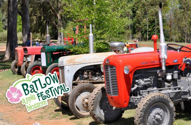 Batlow Apple Blossom Festival