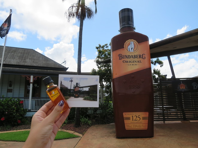 big things, australia, road trip, attraction, tourist, queensland, brisbane, cairns, bundaberg, bundaberg rum, alcohol, drinks