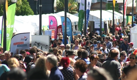 big weekend exhibitor market 2018