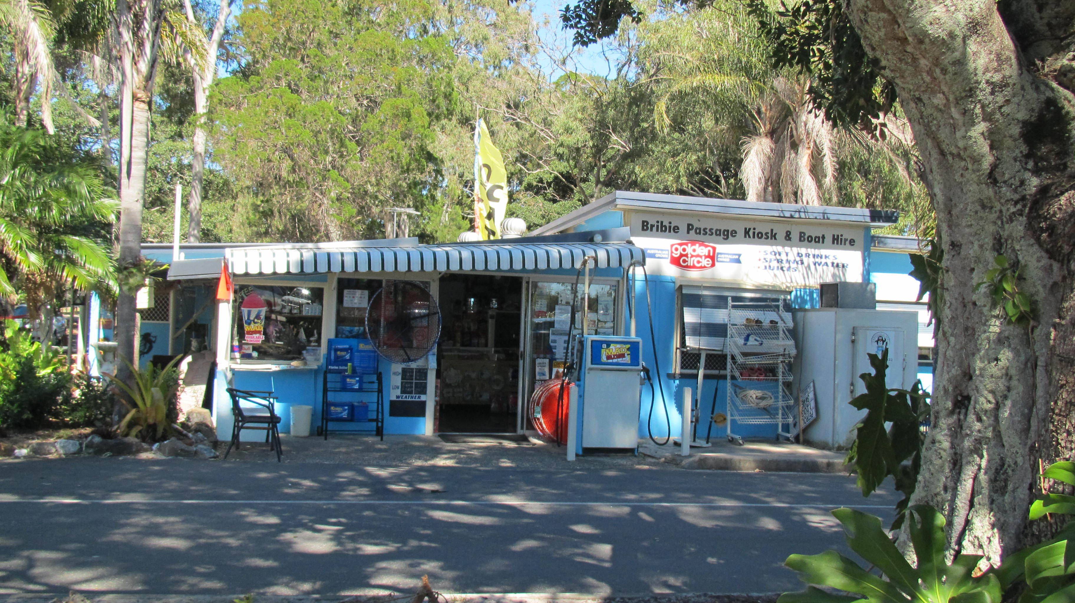 Bait And Tackle Shops Bribie Island