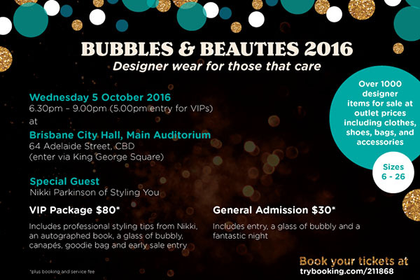 Bubbles and Beauties