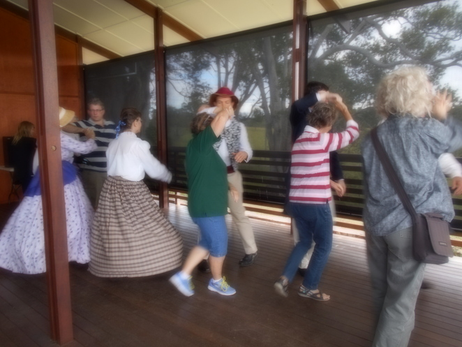 dance, concert, colonial music, history, enoggera ensemble, dance kaleidoscope, wooloowin
