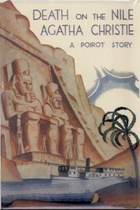 Death on the Nile, Agatha Christie, film adaptations, books being made into movies 2019, books, mystery, mysery novels