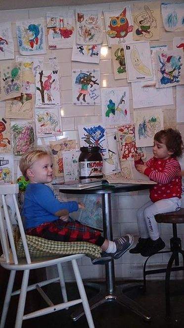 Diftwood Cafe, pram-friendly cafes, kid friendly cafes, sydney cafes