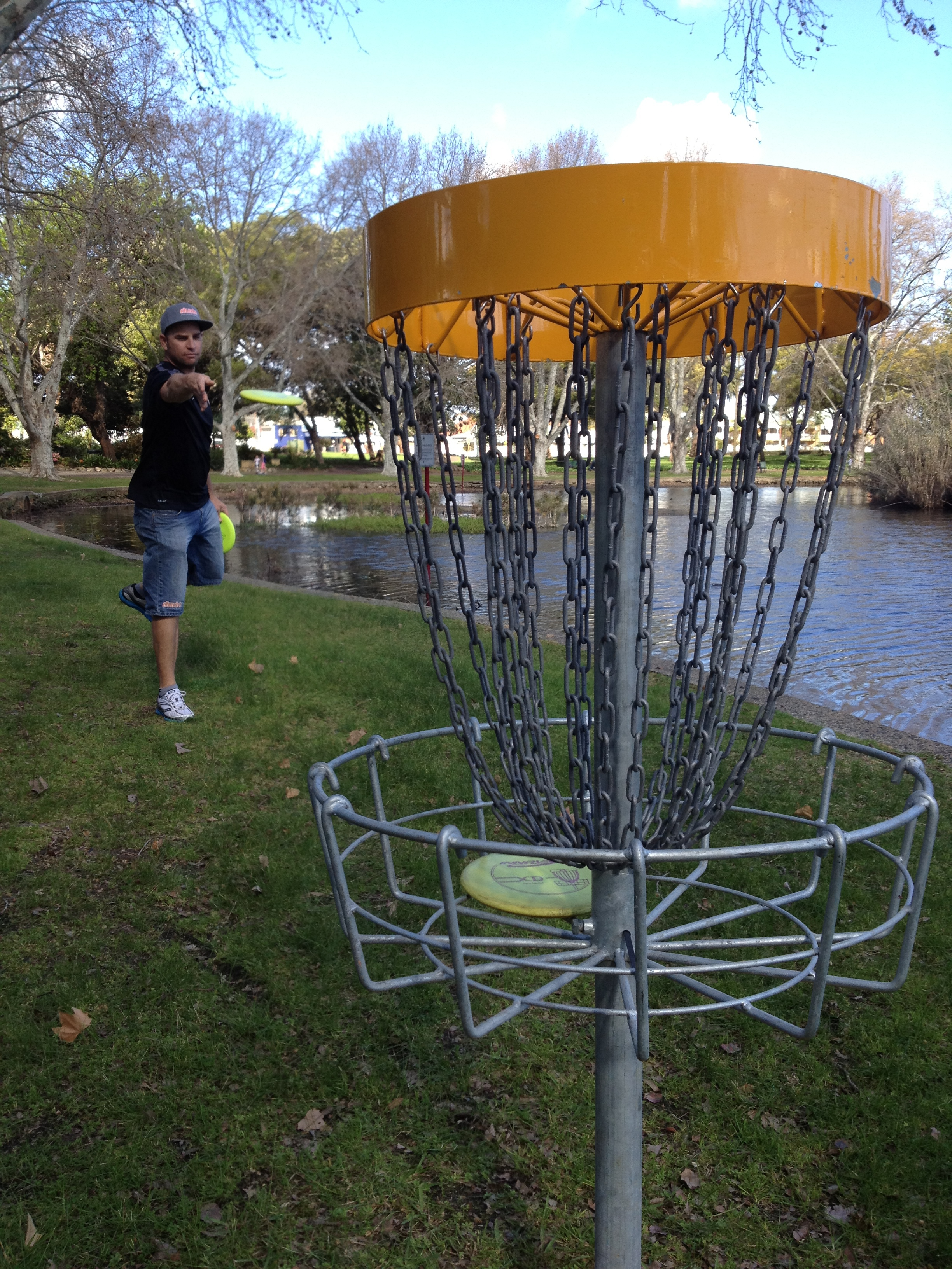 Discover Disc Golf Day at Garvey Park - Perth
