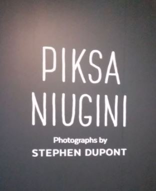 Exhibition, Darwin, MAGNT, Stephen Dupont, Photography, Art