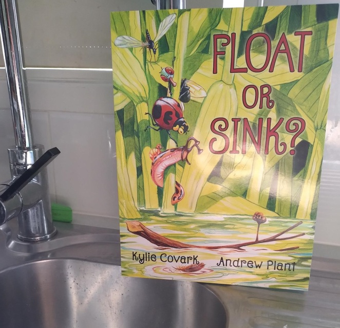 float sink children picture book ford st rhyming