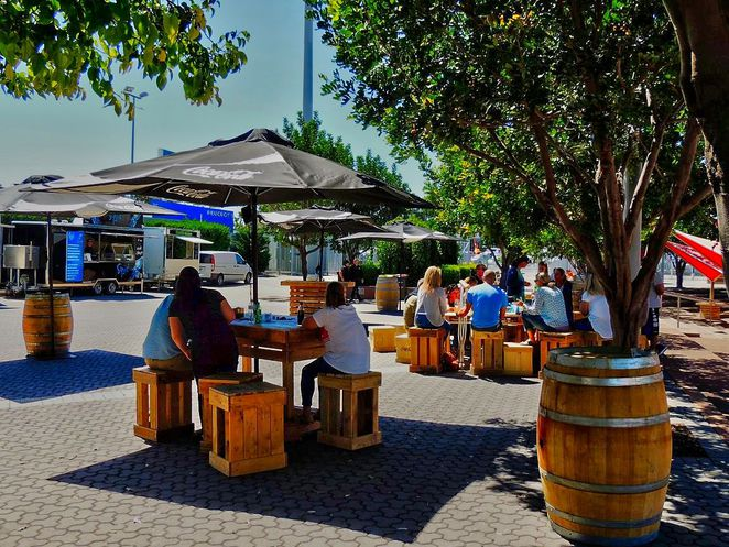 food truck movement, food truck hub, food trucks, street food, food and wine, adelaide showgrounds, south australian, in adelaide, goodwood road, shady places