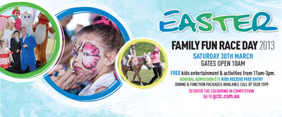 Gold Coast Turf Club Easter Weekend