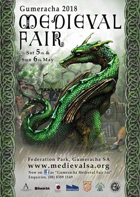 Gumeracha Medieval Fair, Gumeracha, medieval, feast, jousting, demonstrations, archery, tournaments, historic displays, village, blacksmith, spinner, weaver, potter, craft, arts and craft, merchants, competitions