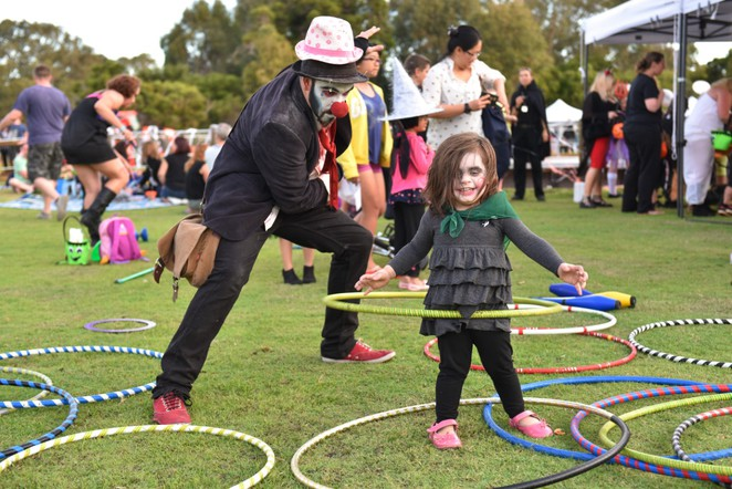 halloween scream, whiteman park, halloween party, things to do for halloween, halloween events perth