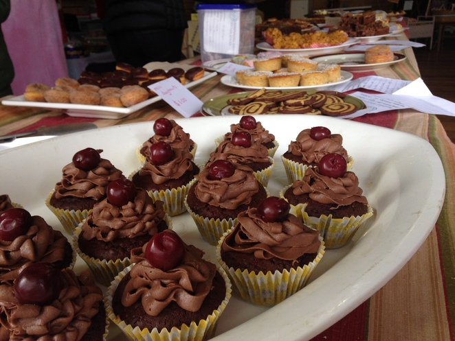Hand made cakes