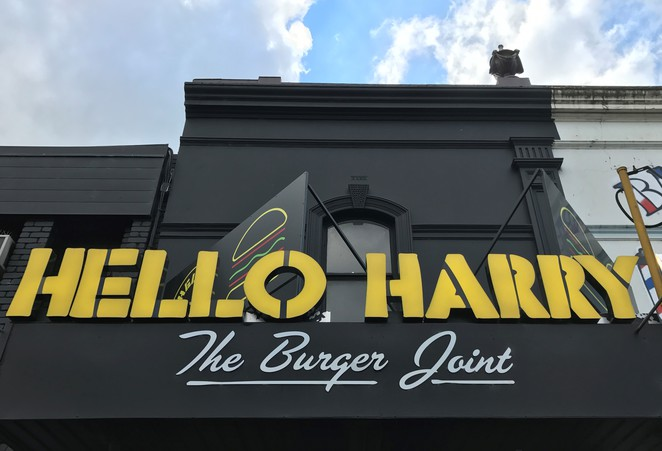 hello harry, lilydale, burgers, cafe, restaurant, family friendly
