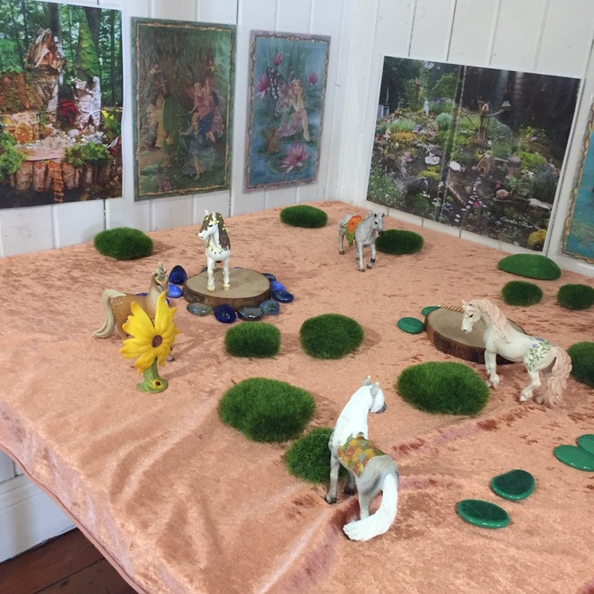 Hillsdon Kindergarten Taringa Fairy Table