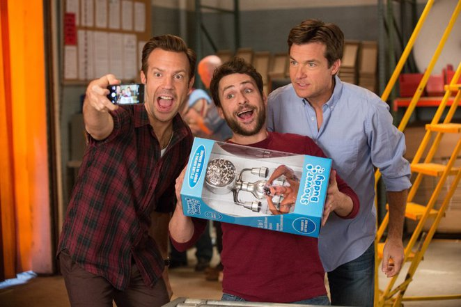 Horrible Bosses 2 Trio