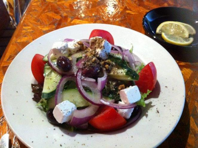 Il Primo Posto, Greek Salad, Southbank