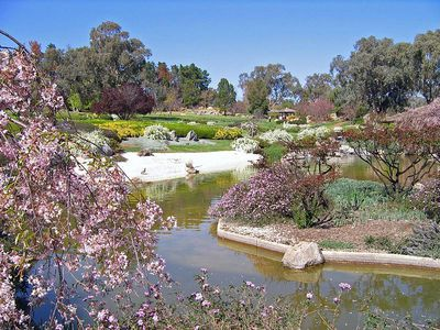 Japanese Garden, Cowra, Central West NSW
