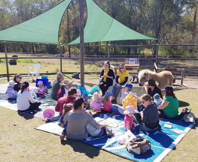 literacy, story time, reading, books, horses, first five