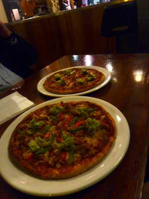 mexican bean, pizza, reverence hotel