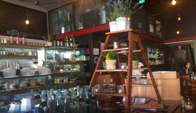 milkbar newtown, milkbar, newtown, dendy cinema, cafe, restaurant, brunch, lunch, dinner
