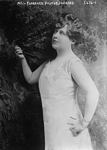 Music, history, Florence Foster Jenkins